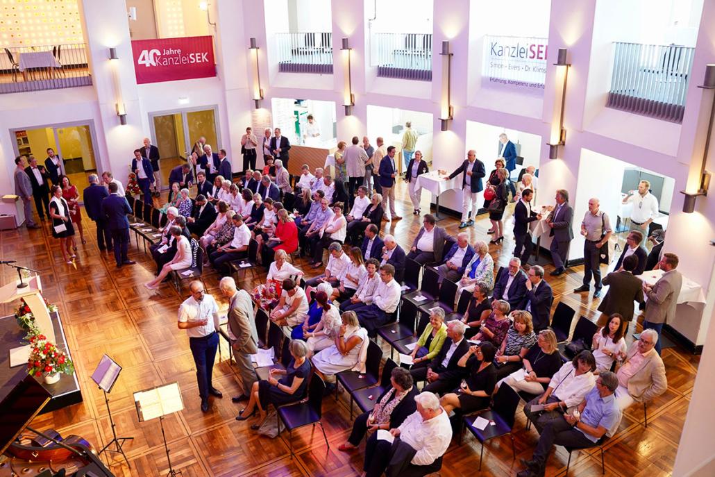 Event-Fotografie Kanzlei SEK