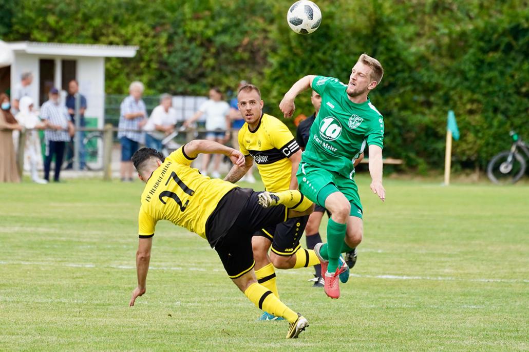 Fotografie FC Freiburg St. Georgen